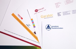 Business Stationery Lancing