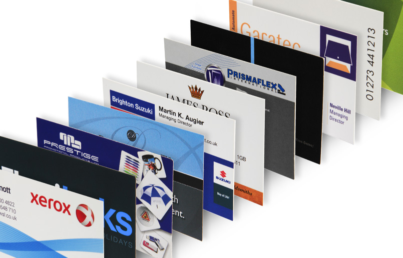 Business Card Printers Worthing